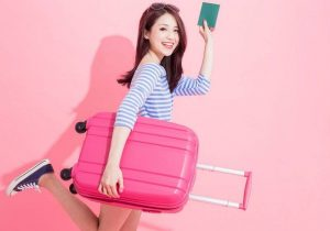 Solo Female Traveler RF
