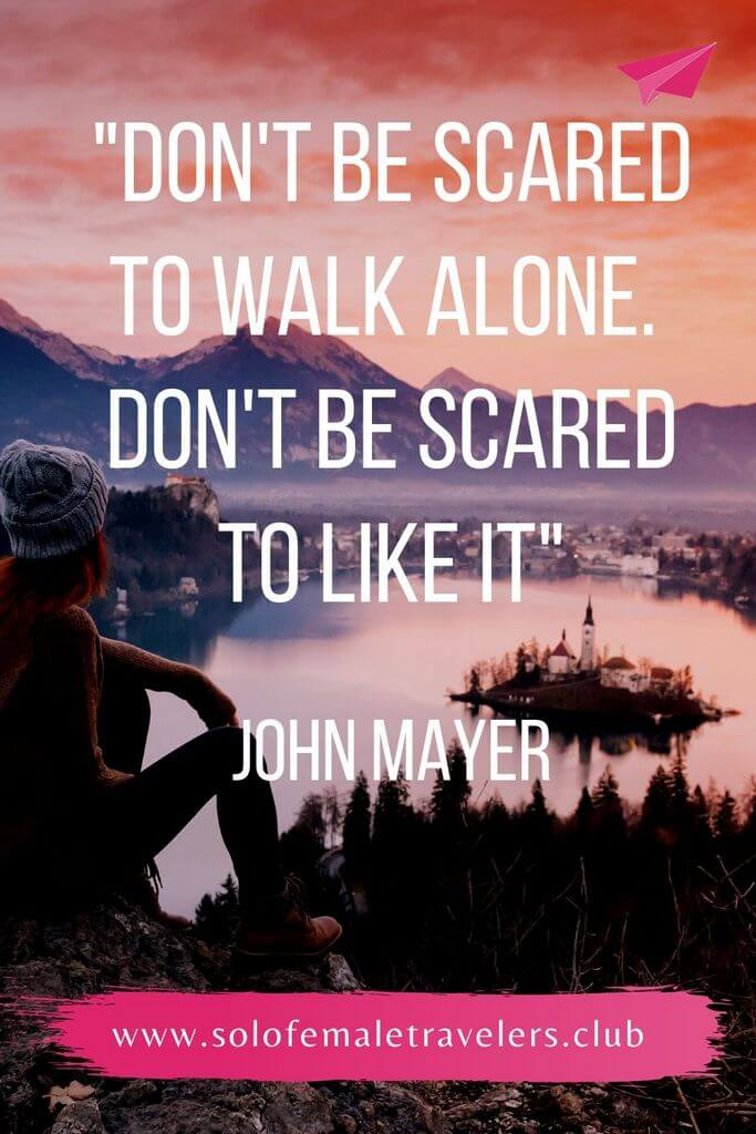 100+ Wisest Solo Travel Quotes for Travel Alone