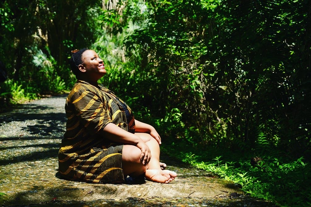 Photo of Evie Ndhlovu