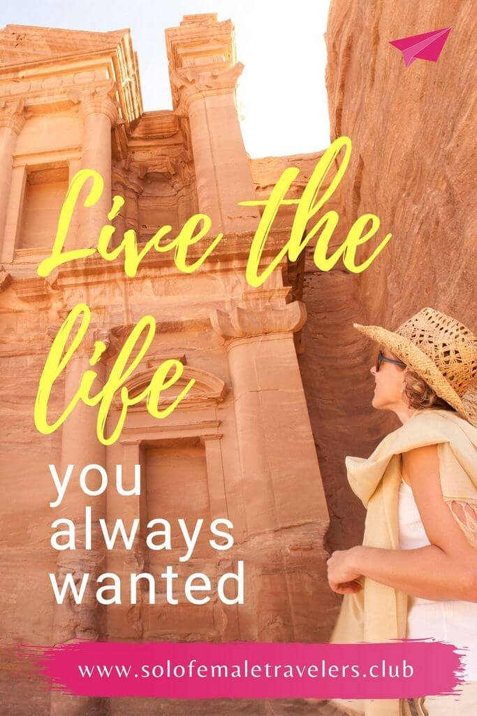 """""""Dare to live the life you always wanted"""" – Unknown"""