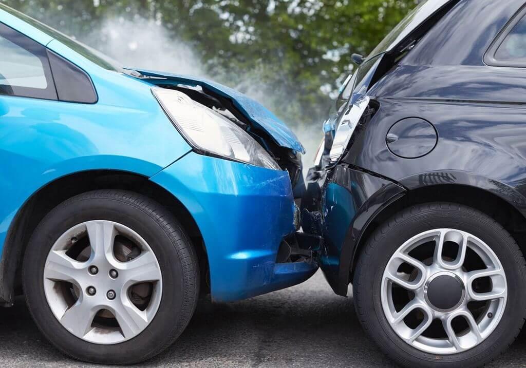Car crash rf