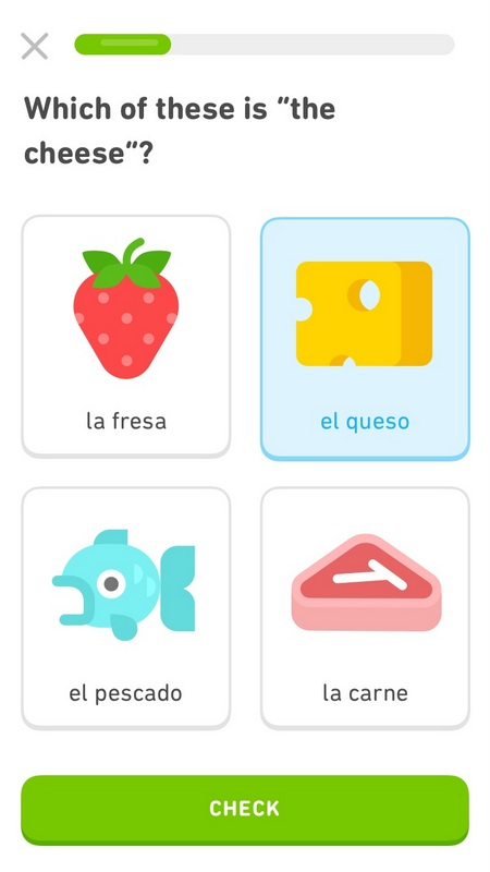 Duolingo Best language learning app