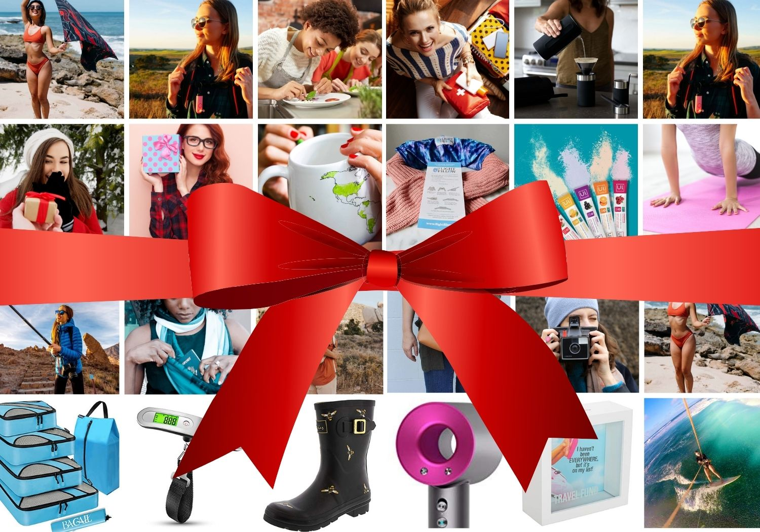 Solo Female Traveler Gift Guide: 80+ Gifts for HER