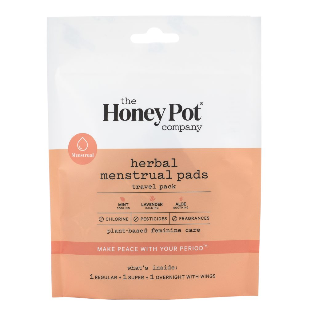 Honey Pot Herbal Menstrual Pads