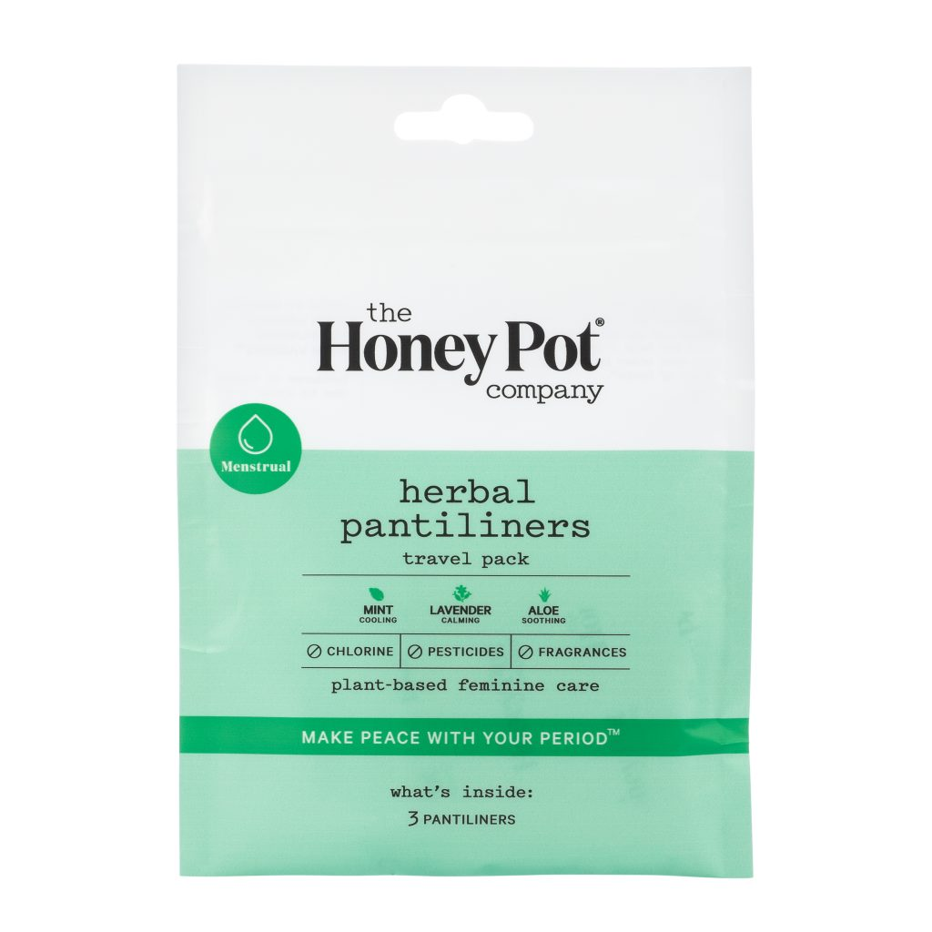 Honey Pot Herbal Pantiliners