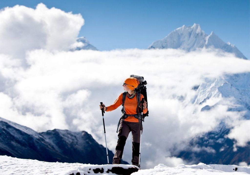 Trekking in Nepal RF