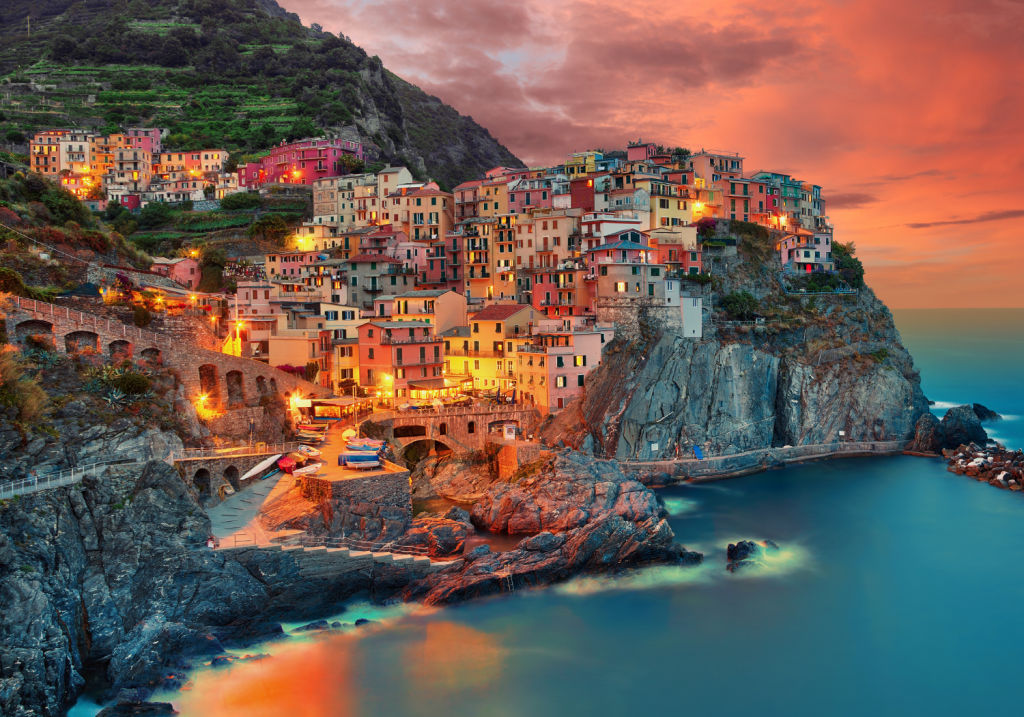 Italy - Best country for first time solo travel