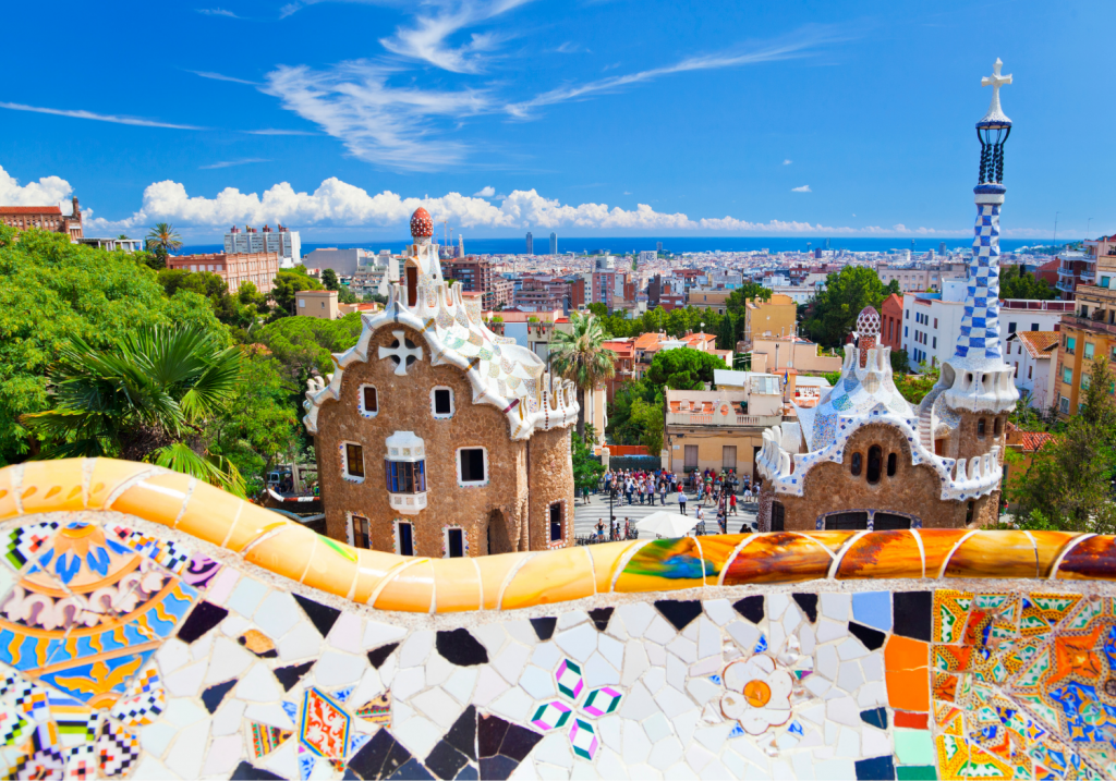 Spain - Best country for first time solo travel