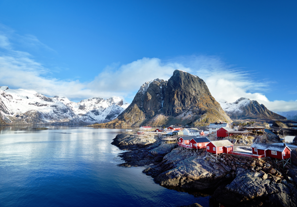 Nordic countries - Best country for first time solo travel