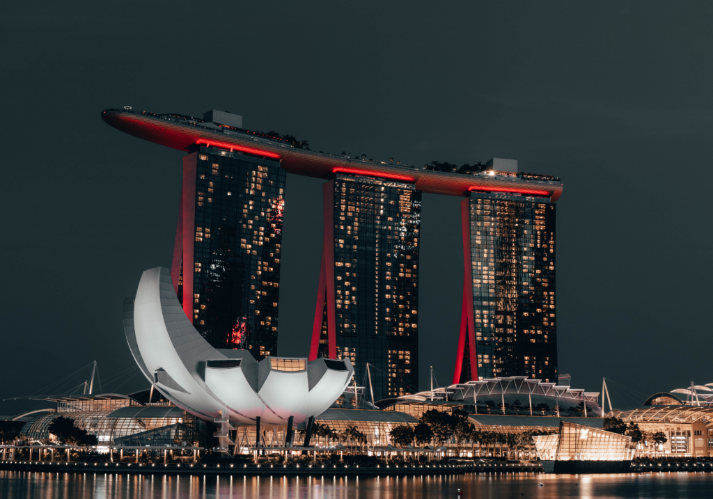 Singapore - Best country for first time solo travel