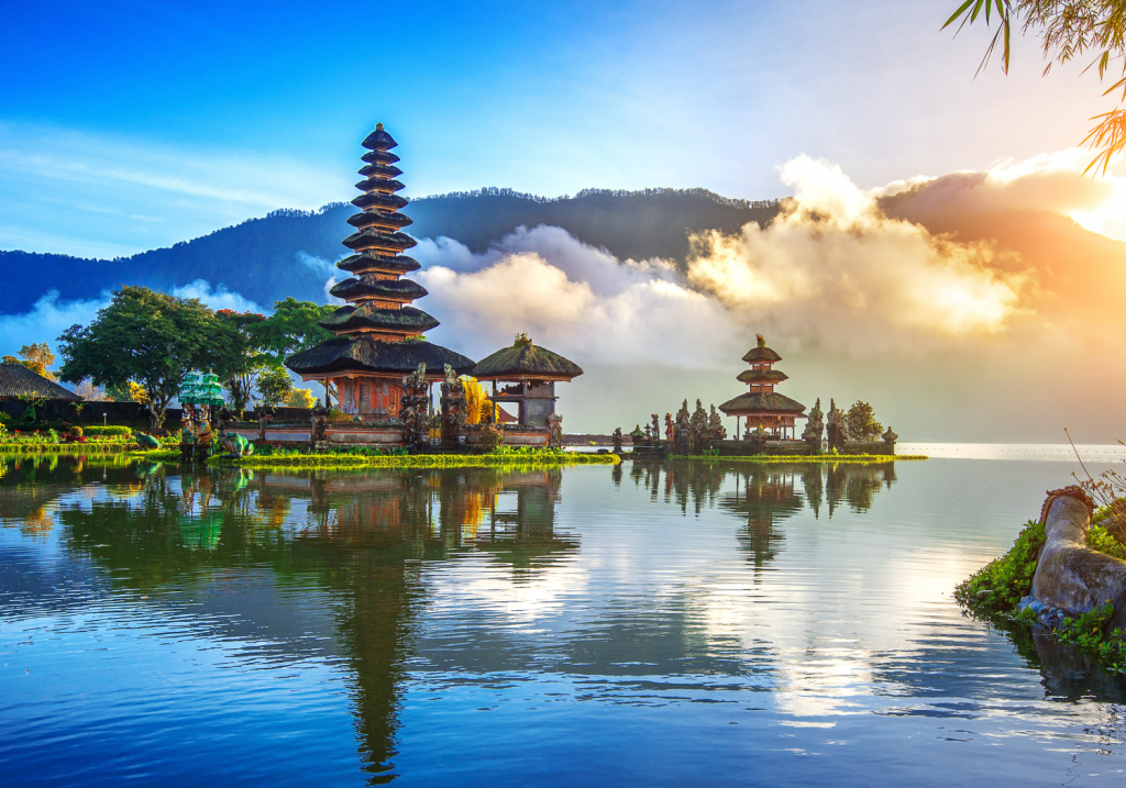 Bali - Best country for first time solo travel